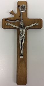 "8"" CONFIRMATION CRUCIFIX #77-06"