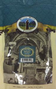 MYSTIC MONK COFFEE ~ WHOLE BEAN ETHIOPIAN