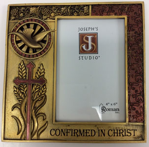 CONFIRMED IN CHRIST FRAME No. 40081