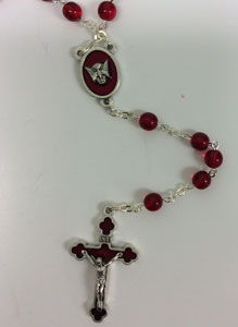 CONFIRMATION ROSARY No. 01289RD