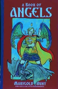 A BOOK OF ANGELS  by Marigold Hunt.