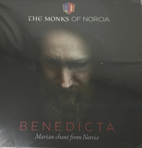 BENEDICTA Marian Chant from Norcia  CD