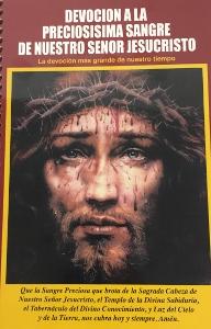 DEVOCION A LA PRECIOSISIMA SANGRE DE NUESTRO SENOR JESUCRISTO