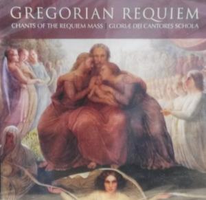 GREGORIAN REQUIEM  CD