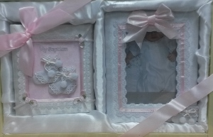 CHILD OF GOD GIFT SET, PINK #33203