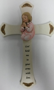 GIRL WALL CROSS No. 62159