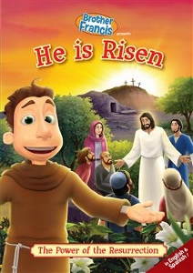 BROTHER FRANCIS: HE IS RISEN The Power of the Resurrection DVD