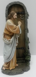 JESUS AT THE DOOR  #40734