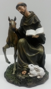SAINT FRANCIS OF ASSISI STATUE #90850