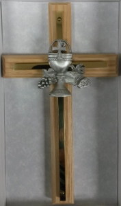 FIRST COMMUNION CROSS 75-31