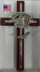 FIRST COMMUNION CROSS 75-11