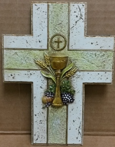 FIRST COMMUNION CROSS No.47603