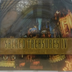 SACRED TREASURES IV Choral Masterworks: Quiet Prayers  CD