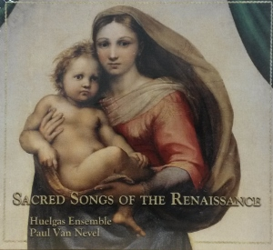SACRED SONGS OF THE RENAISSANCE  CD