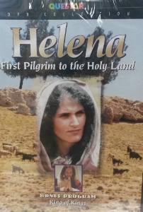 HELENA First Pilgrim to the Holy Land DVD