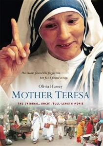 MOTHER TERESA  The OriginaL, Uncut, Full Length Movie Starring OLIVIA HUSSEY. DVD